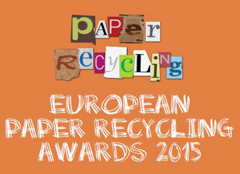 European Paper Recycling Awards 2015